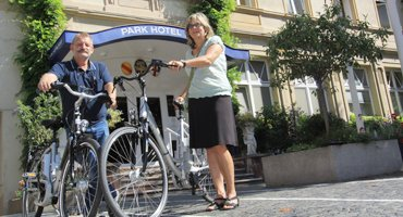 Discover Freiburg by E-Bike